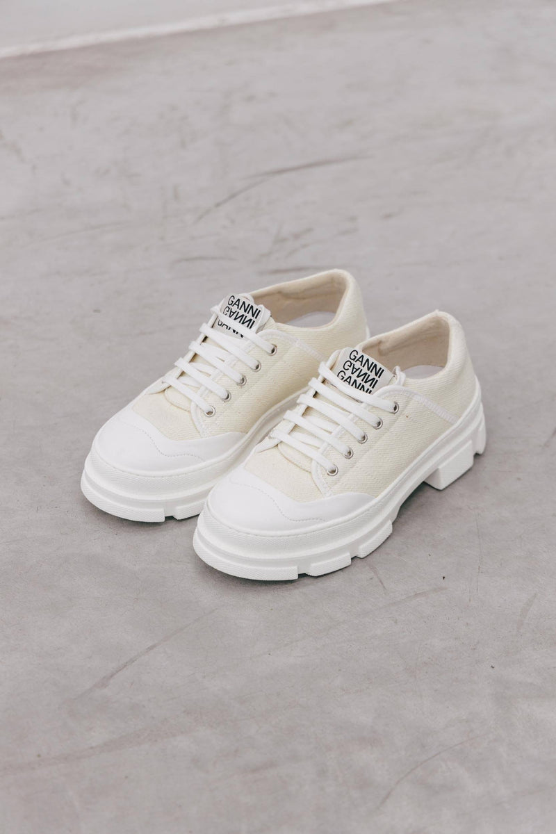 THE GANNI HYBRID SNEAKERS shoes GANNI