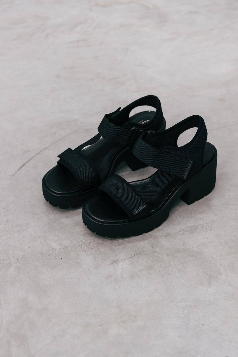 CHUNKY PLATFORM SANDALS Shoes KURE