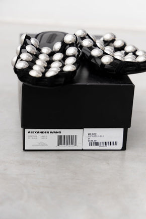 ALEXANDER WANG AMELIA BLK SHOES