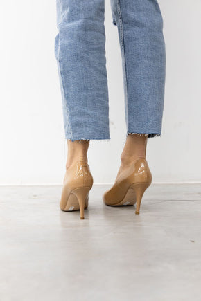 AIMEE NUDE SHOES