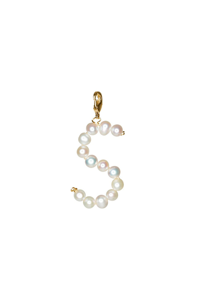 TIMELESS PEARLY PEARL LETTERS jewelry TIMELESS PEARLY