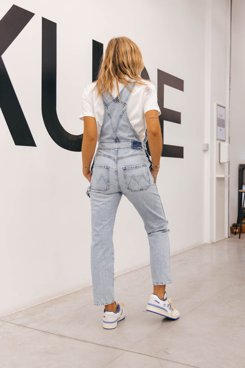 THE SCRAPPER OVERALLS Jumpsuit MOTHER