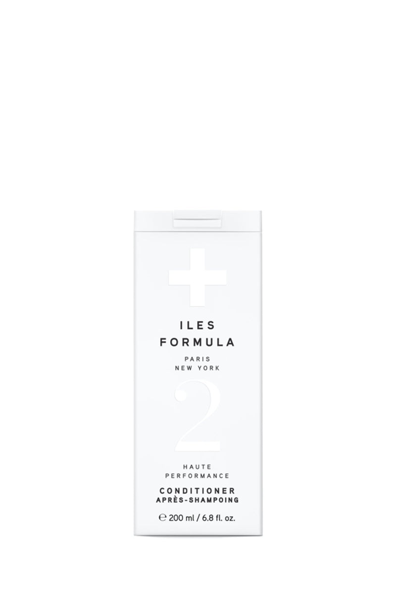 ILES FORMULA HAUTE PERFORMANCE CONDITIONER 200ML Beauty ILES FORMULA