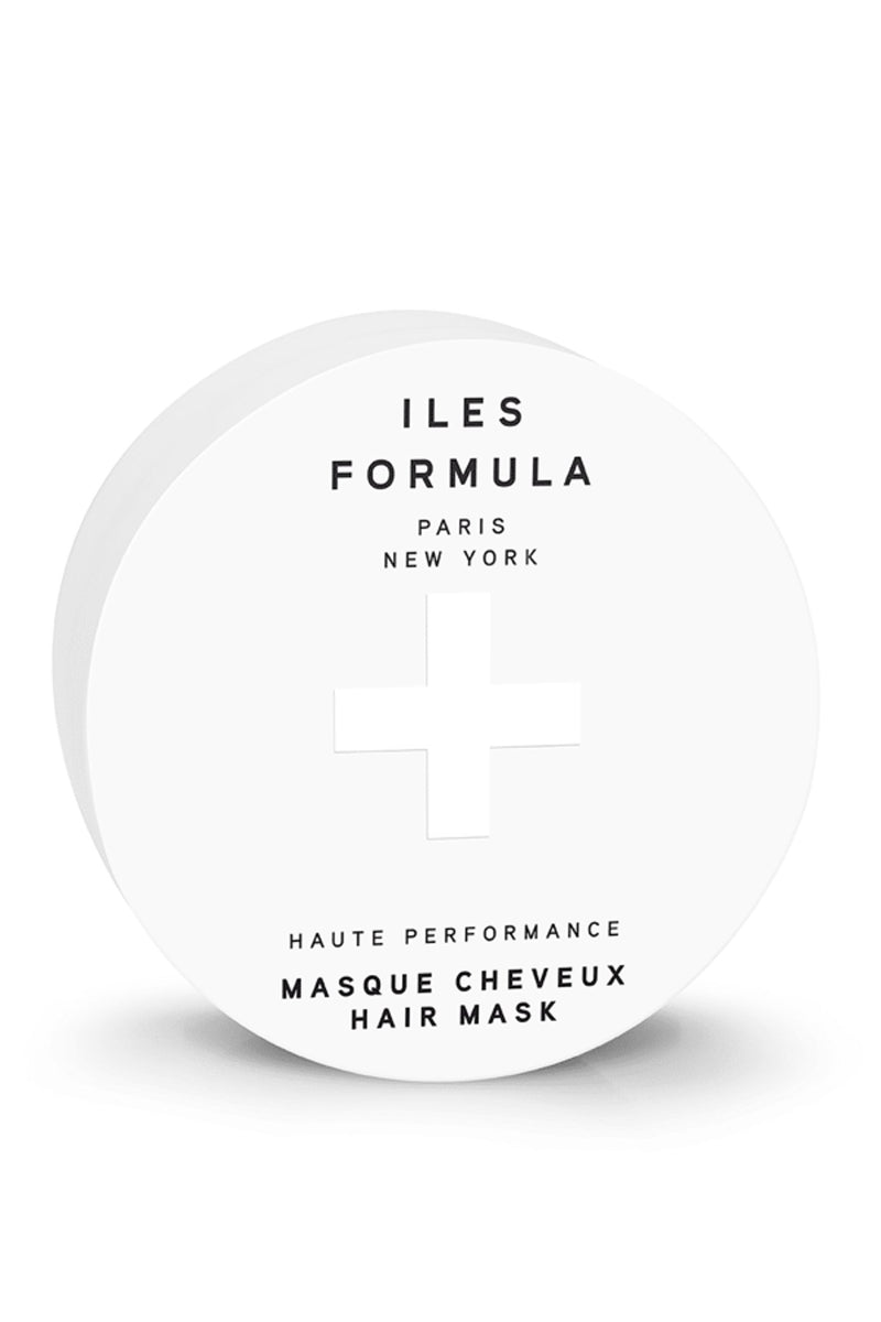 ILES FORMULA HAUTE PERFORMANCE HAIR MASK 180G Beauty ILES FORMULA