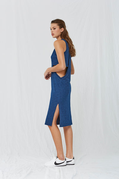 Rayce Cutout Indigo Dress SOLD OUT