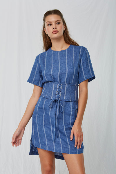 Aurora T-shirt Dress with Corset SOLD OUT