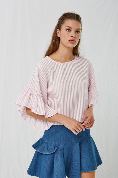 Dahlia Oversized Sleeve Top SOLD OUT