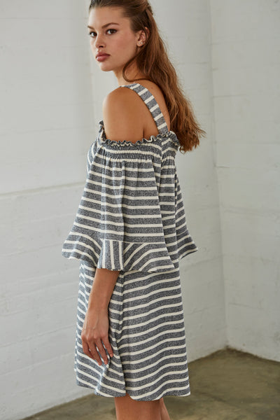 Cierra Stripe Jersey Dress SOLD OUT