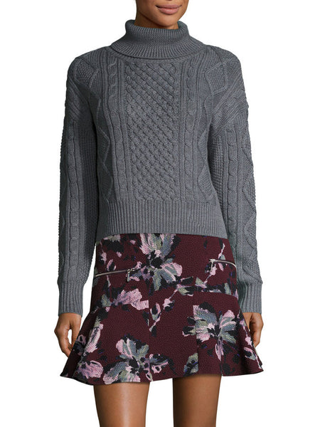 Isabel Turtle Neck Sweater