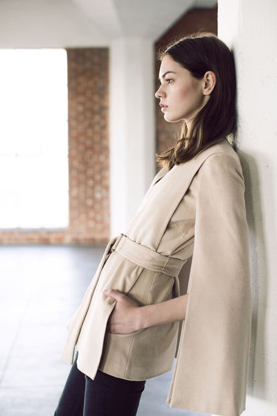 Phoebe Wool Coat