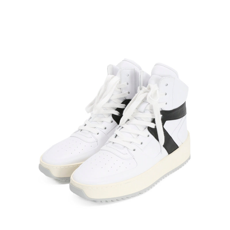 FEAR OF GOD LACE UP HIGH TOP BASKETBALL SNEAKER