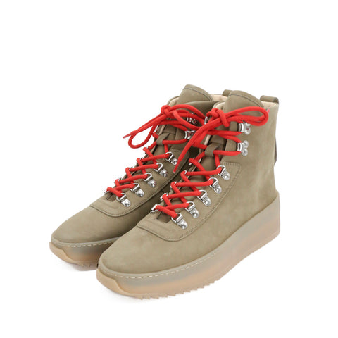 FEAR OF GOD LACE UP HIGH TOP HIKING SNEAKER