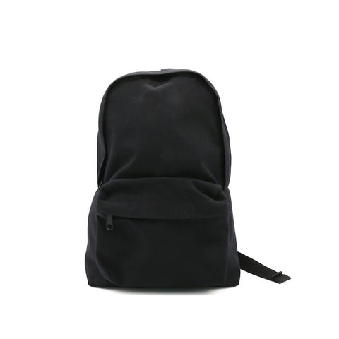 COMME DES GARCONS FRONT ZIPPED POCKET BACKPACK