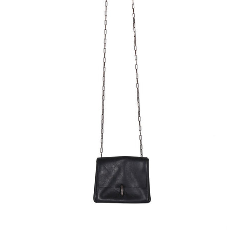 M.A+ BY MAURIZIO AMADEI MINI ACCORDION POUCH NECKLACE