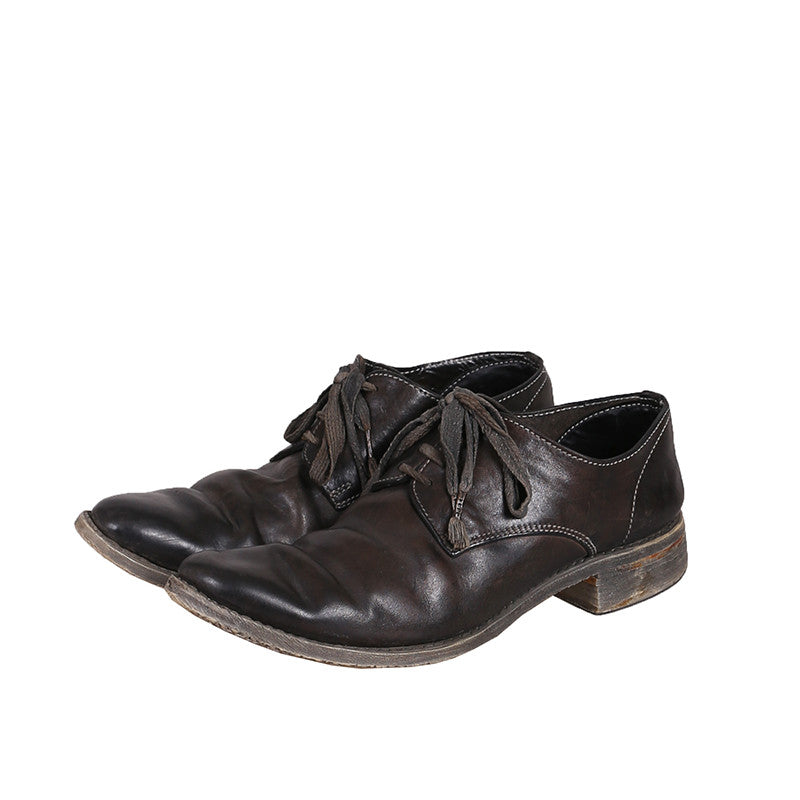 "CAROL CHRSITIAN POELL LINED LACE UP ""GOODYEAR"" OXFORD DERBY"