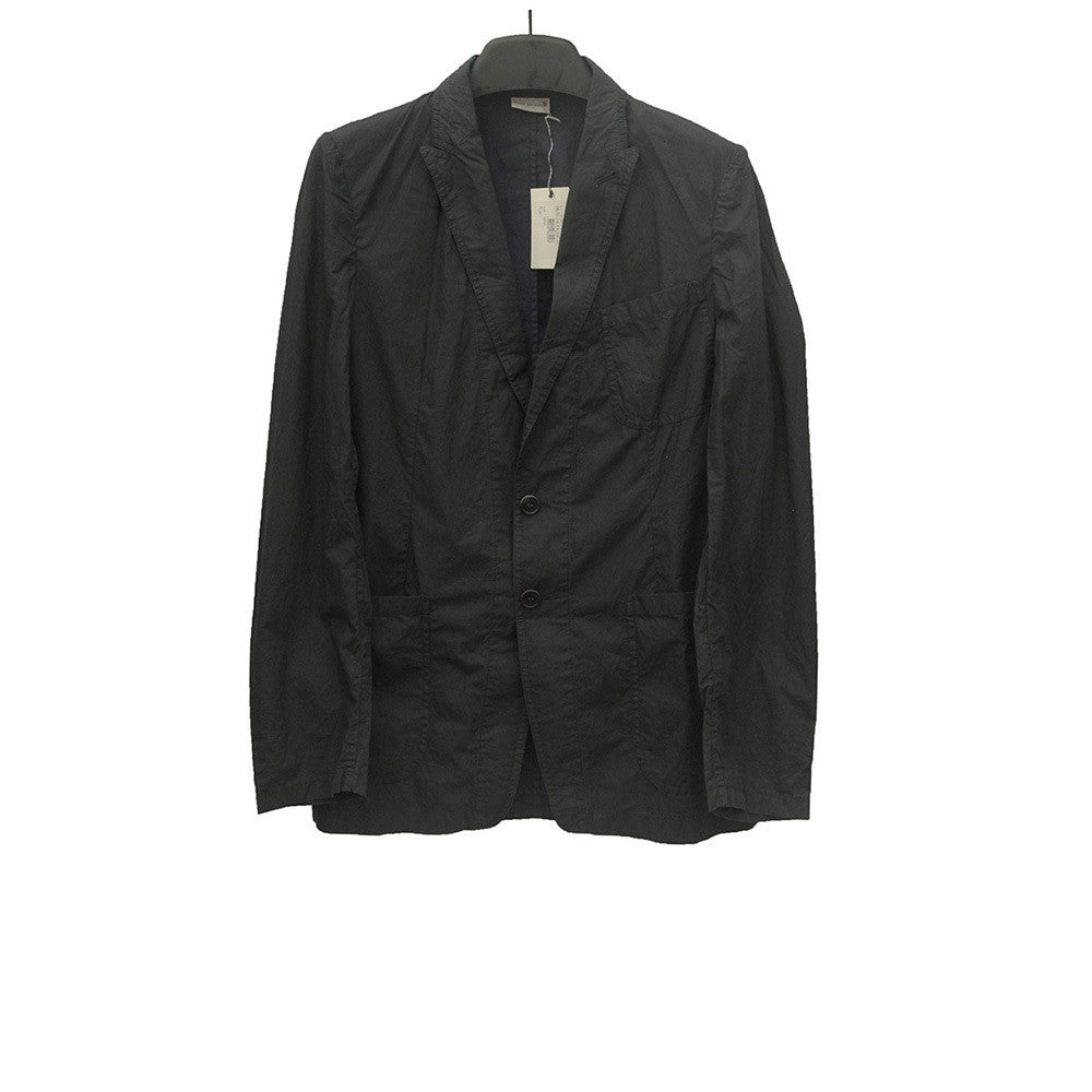 DRIES VAN NOTEN SS12 COTTON BLAZER JACKET