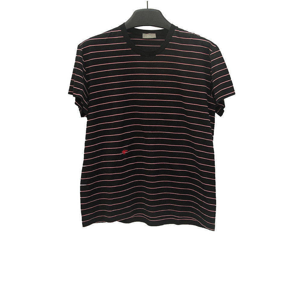 DIOR HOMME AW09 STRIPE BEE TEE