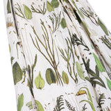 PAUL HARNDEN SS17 COTTON PLANT PRINT DRESS