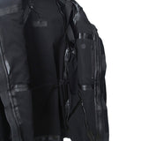 11 BY BBS BORIS BIDJAN SABERI TECHNICAL GLOVED HOODED JACKET