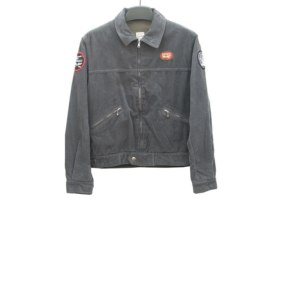 LEWIS LEATHERS AVIAKIT COURDORY FLIGHT JACKET