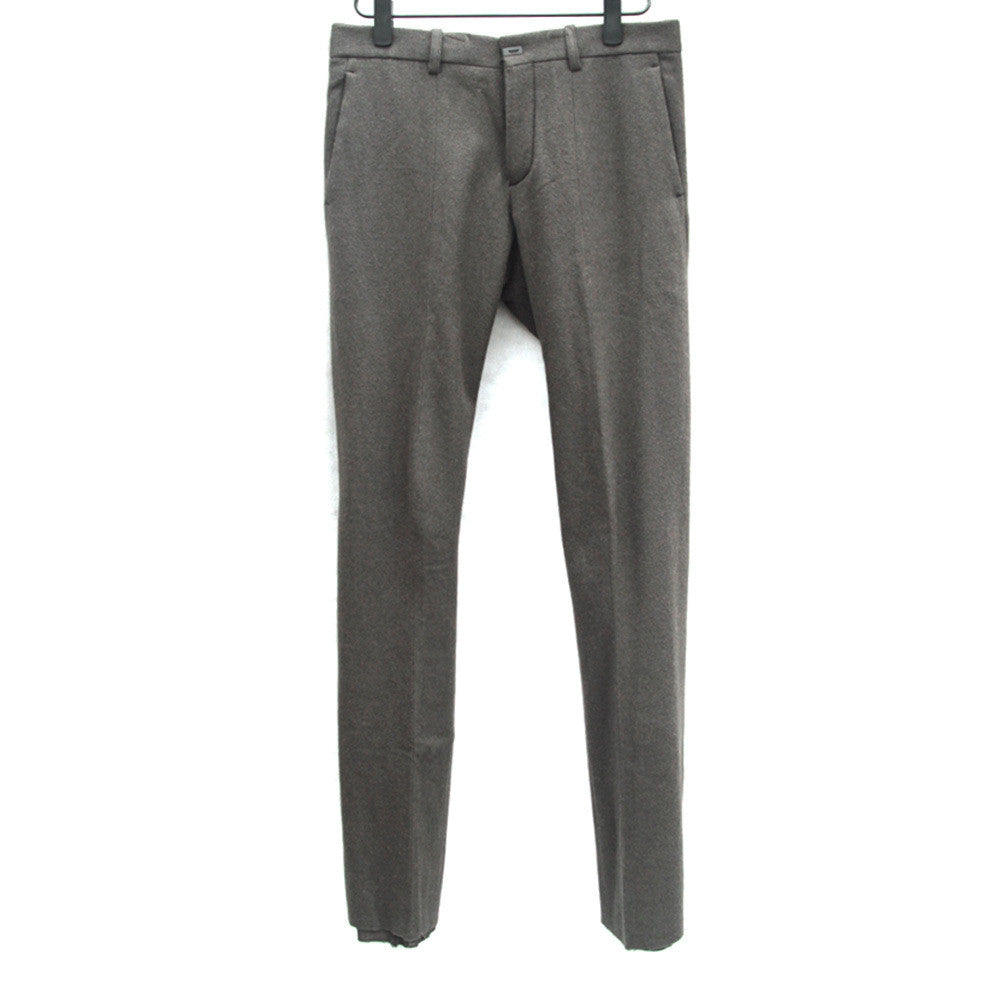 THE VIRIDI-ANNE LAYERED WOOL PANTS