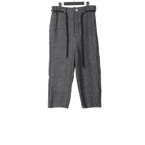 TOOGOOD AW17 'THE SCULPTOR TROUSER' IN LINEN AND WOOL