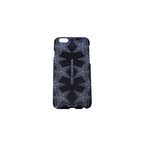 CODY SANDERSON DEPP STAR PRINT IPHONE 6S CASE