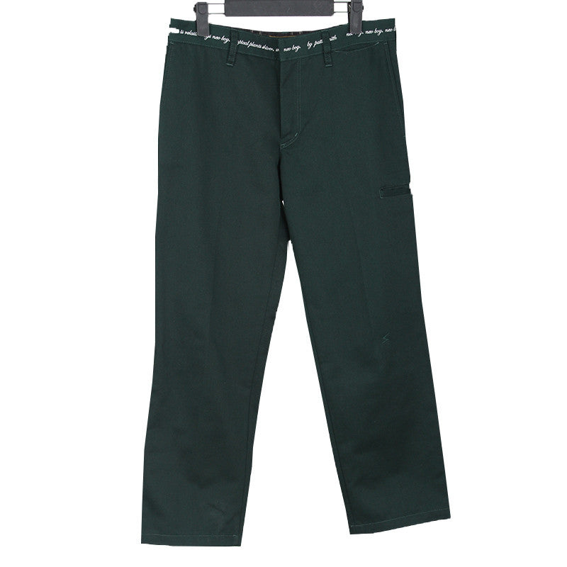 UNDERCOVER UNDERCOVERISM SIDE POCKET CHINO PANT