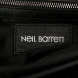 NEIL BARRETT KNITTED TOTE BAG