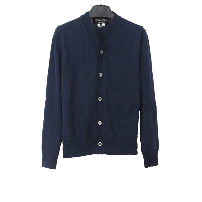 COMME DES GARCONS HOMME PLUS 11AW WOOL CARDIGAN