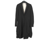 POEME BOHEMIEN WOOL BLEND CLASSIC LONG COAT