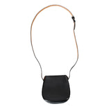 IL BUSSETTO HANDMADE SEAMLESS LEATHER CITY CROSSBODY BAG