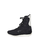 YOHJI YAMAMOTO X ADIDAS 15AW LACE UP HIGH-TOP BOXING BOOTS