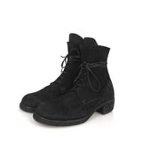 GUIDI 795Z REVERSE HORSEHAIR LINED LEATHER BOOTS