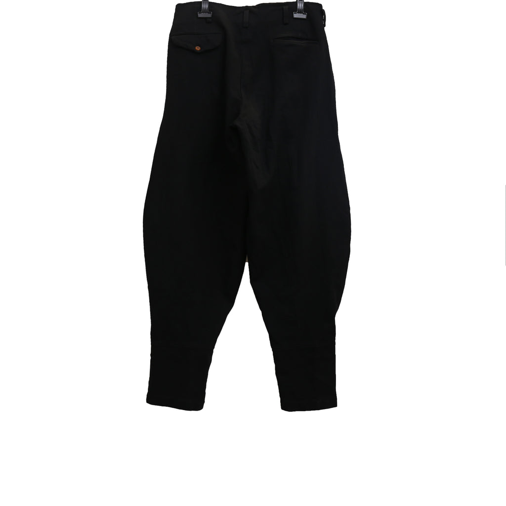 COMME DES GARCONS AW11 SCHOOLBOY PANTS WITH 3 BOTTONS