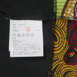 BLACK COMME DES GARCONS BOTTOM PRINT T-SHIRT