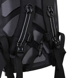11 BY BORIS BIDJAN SABERI VELOCITY BACKPACK WITH REFLECTIVE SIDE DOTS