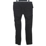 DRKSHWD BY RICK OWENS 14AW MEMPHIS PATCH STRETCH DENIM