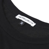 "ANN DEMEULEMEESTER COTTON ""HOLY"" GRAPHIC TEE"