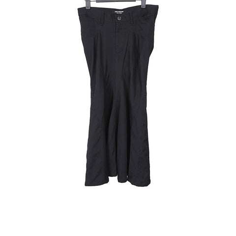 JUNYA WATANABE DECONSTRUCTED FLARED LONG SKIRT