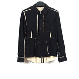 TAKAHIROMIYASHITA THE SOLOIST 11SS ZIP UP RAW SEAMS TAILCOAT JACKET