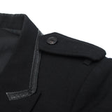 NUMBER (N)INE NINE AW06 WOOL MILITARY BLAZER JACKET / NEW