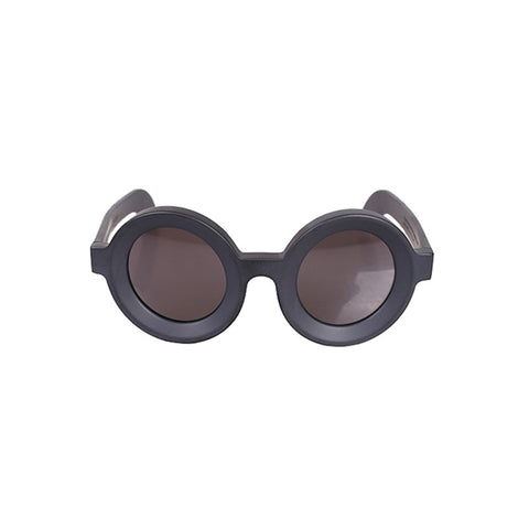 KUBORAUM X JULIUS M7 ORIGINAL MATTA BLACK SUNGLASSES
