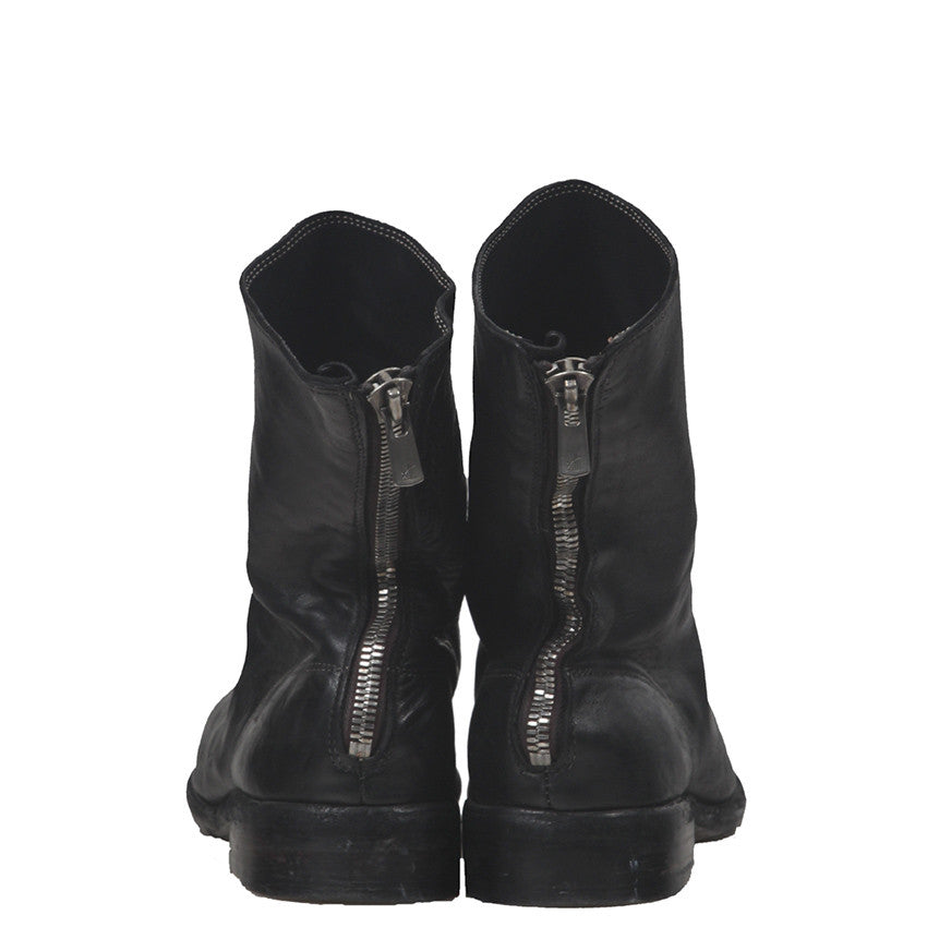 GUIDI 988 BACK ZIP UP LEATHER BOOTS – GUYI CONSIGNMENT