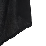 BORIS BIDJAN SABERI LIGHT WEIGHT OBJECT DYED OVERSIZED SCARF