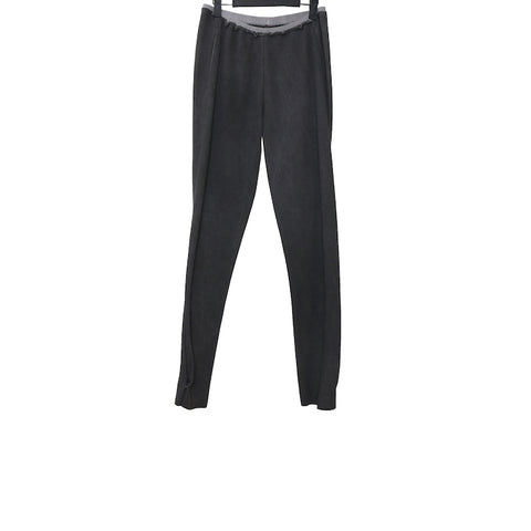 M.A+ P222 CARBON COTTON MIDIUM FIT SLIP ON LONG PANTS
