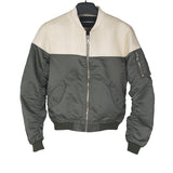 PHENOMENON NYLON MIX MA-1 FLIGHT JACKET