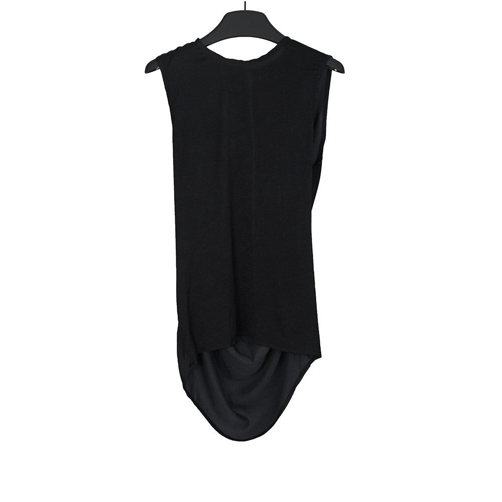 ANN DEMEULEMEESTER SLEEVELESS DRESS