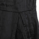 PAUL HARNDEN SHOEMAKERS SILK APRON LONG DRESS