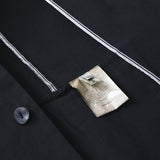 A1923 13SS COTTON SELVEDGE BOTTON UP BLAZER